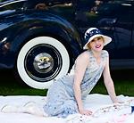 Woman at Gatsby